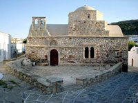 The Sacred Church of Agios Ioannis Chrisostomos