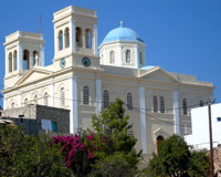 The Church of Panagia Odigitria